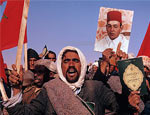 Histoire du conflit du Sahara