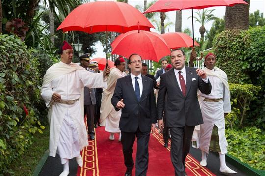 Sahara occidental : le Maroc sort renforcé du bras de fer à l'ONU (Le Point)