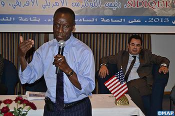 Précieux soutien de L'UAC à la marocanité du Sahara Occidental