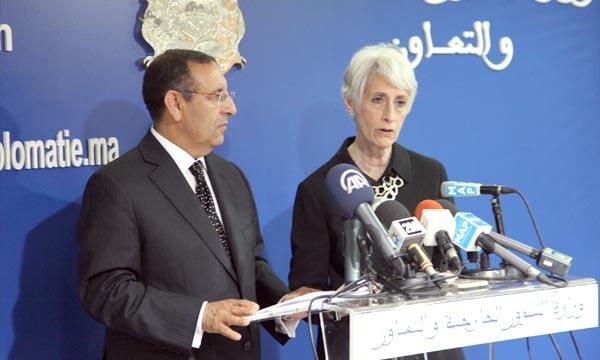 Washington réitère son soutien au plan d'autonomie marocain pour le Sahara