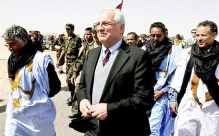 Sahara occidental- Ross : grosse déception chez le Polisario