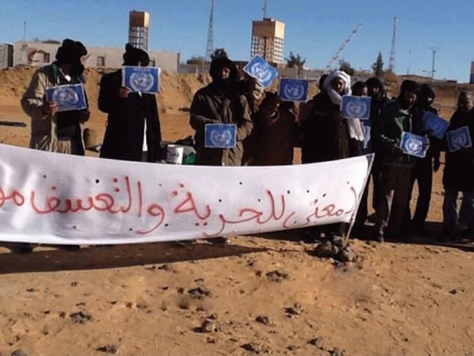 Tindouf : Le Polisario confronté à une fronde sans précédent