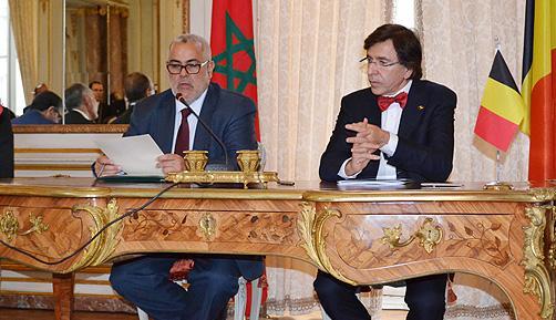 Sahara Occidental: Appui belge aux efforts du Maroc pour une solution durable