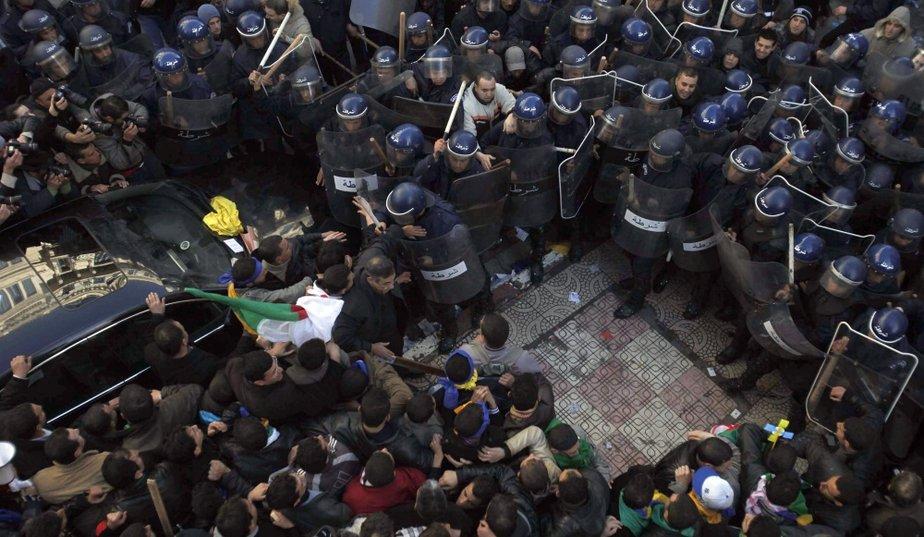 CDH: La guerre des mots entre Rabat et Alger à Genève