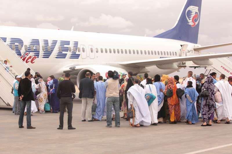 Le Polisario embarrassé par la défection d'un groupe de sahraouis