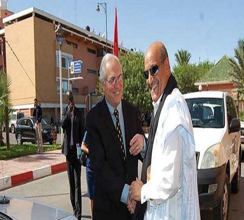 Ould Errachid suggère l'application d'urgence du Plan d'autonomie au Sahara