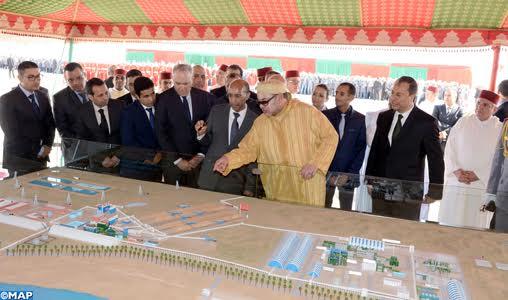 Sahara occidental: le roi Mohammed VI lance le nouveau modèle de développement de la région