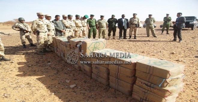 Mauritanie: un responsable confirme l'implication du Polisario dans le trafic de drogue