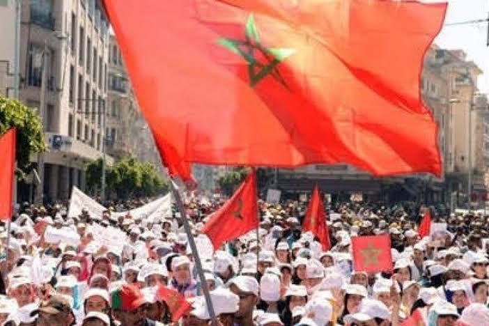Sahara: Marche millionnaire des Marocains contre les propos provocateurs de Ban Ki-Moon