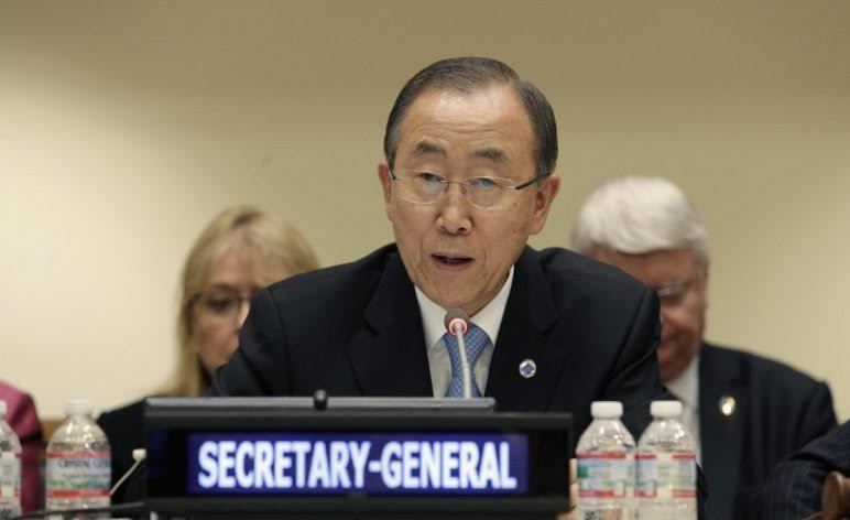 ONU: Ban Ki-Moon livre finalement au CS son rapport sur le Sahara