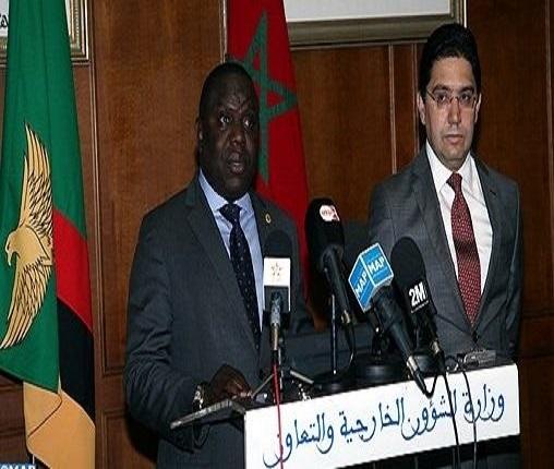 Polisario: la Zambie retire sa reconnaissance de la RASD