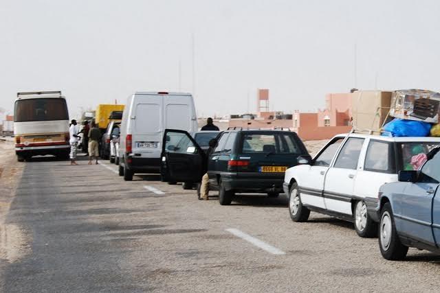 Le Grand déblayage à Guerguerat et Kandahar qui fait baver le Polisario