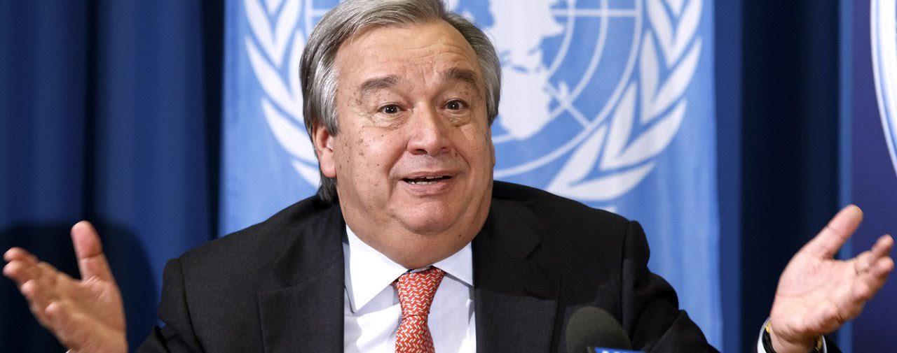 Le Polisario atterré par la nomination d'Antonio Guterres à la tête de l'ONU