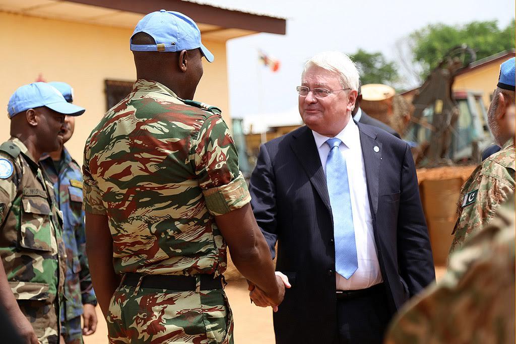 Sahara: Le SG adjoint de l'ONU, Hervé Ladsus prochainement dans la région
