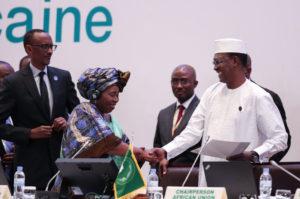 Rwanda : ouverture du 27e Sommet de l'Union africaine