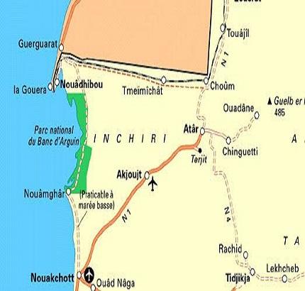 Nouakchott complice d'un jeu à haut risque des miliciens du Polisario