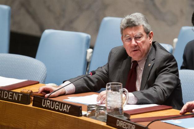 L'Uruguay escamote la grave situation à Guergarat devant le Conseil de sécurité