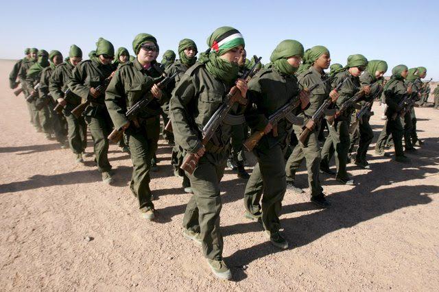 Le chef de l'armée du Polisario blessé par balles dans la zone tampon de Mijek
