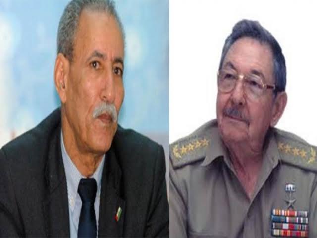 Brahim Ghali pris de panique se rend à la Havane pour être mieux rassuré