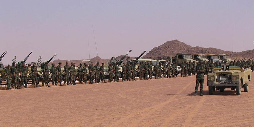 Sahara : Désarçonné par la diplomatie marocaine le Polisario exhibe ses forces militaires
