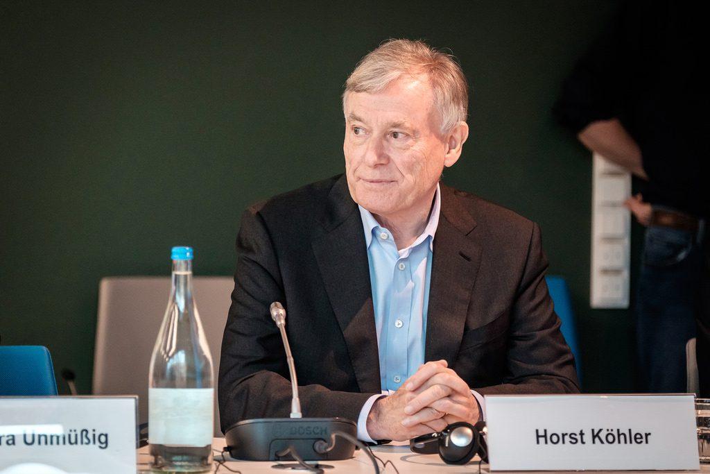 Horst Köhler reçoit à Berlin une délégation de Mauritanie pour des consultations sur le Sahara