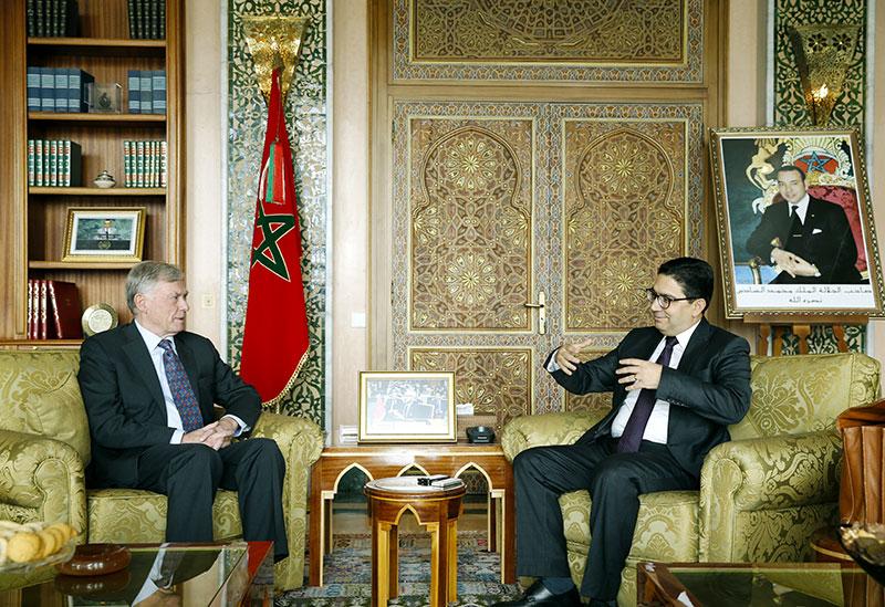 Sahara Occidental : Köhler reçoit Messahel ce jeudi à Berlin