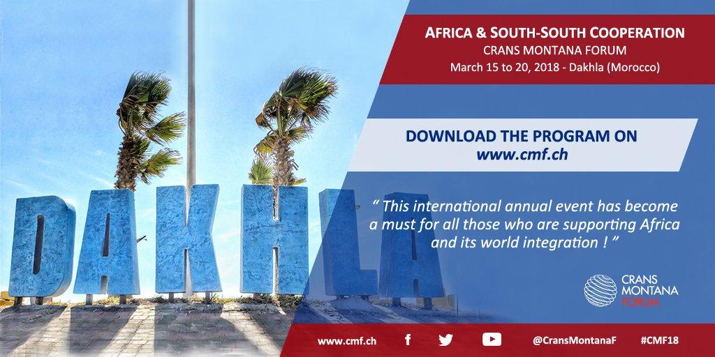 Afrique du Sud: L'ANC et l'AD représentés au Forum Crans Montana au grand dam du Polisario