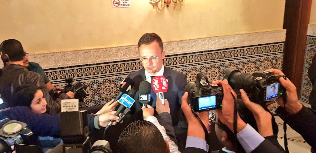 Budapest dément l'accréditation d'une Représentation diplomatique du Polisario en Hongrie