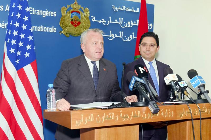 Washington réaffirme son appui au plan d'autonomie du Sahara marocain
