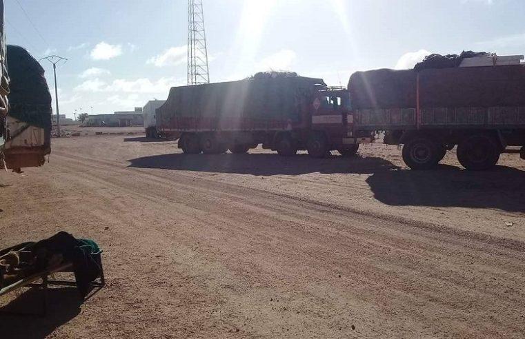 La récente ouverture du poste-frontière entre la Mauritanie et l'Algérie tourne au fiasco