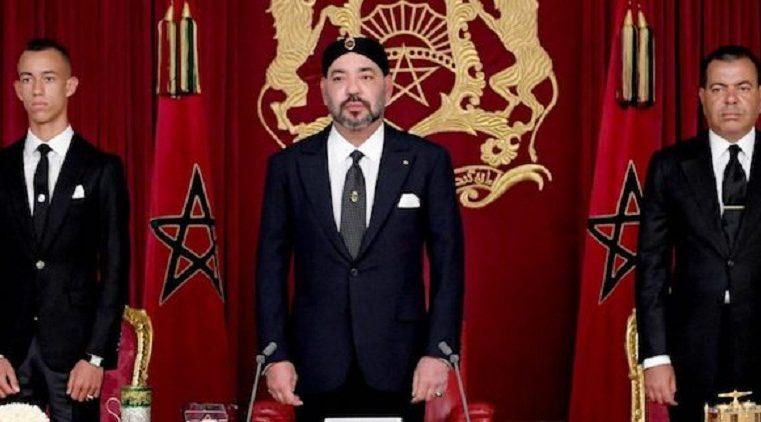 Le Roi Mohammed VI réaffirme la détermination du Maroc à défendre son intégrité territoriale