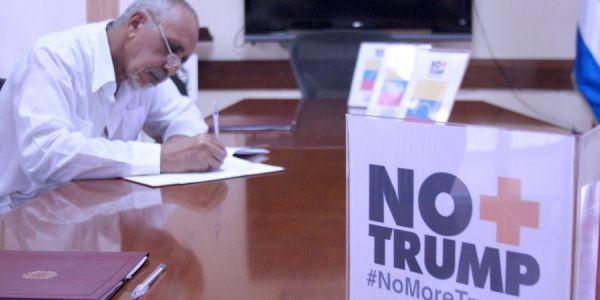 Le polisario redoute la colère de Washington après la signature d'une pétition contre Trump